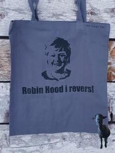 Bilde av Handlenett - Robin Hood i revers!