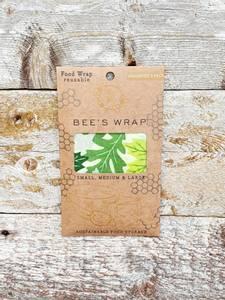Bilde av Bees Wrap Multipack 3 ark Løv